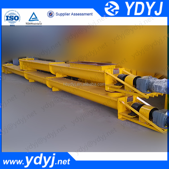 Factory price Heat Resistant Customized Screw Conveyor for hot sale