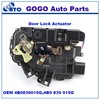 GOGO Door Lock Actuator for Audi OEM 4B0839015G,4B0 839 015G