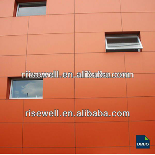 Outdoor decorative high hpl pressure laminate