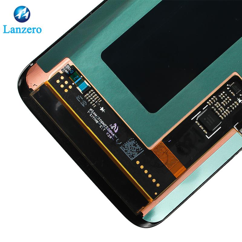 Original OEM LCD 대 한 Samsung Galaxy S8 LCD Display 디지타이저 Touch Screen