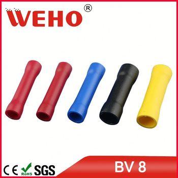 8 Gauge Wire Connectors Pvc Ferrule Tube - Buy Pvc Ferrule Tube,8 ...