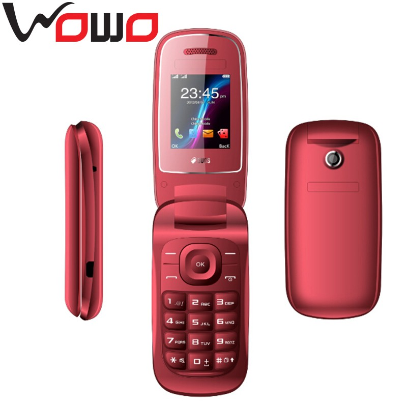E1272 1.77 inch dual sim phone chip price colorful phone for mobile