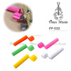 Plastic Colorful Bridge Pin Tool Acoustic Electric Guitar Peg String Winder