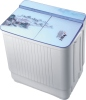 2017 newest 2-7kg single tub semi automatic mini washing machine with spin dryer/baby washing machine/Aluminum Copper motor