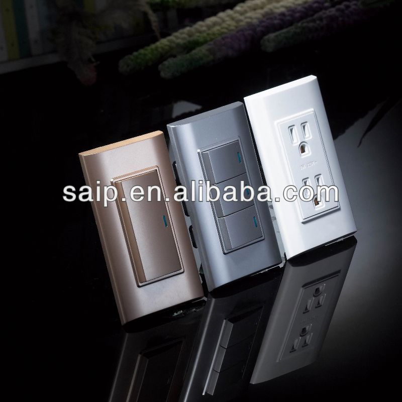 American Standard Wall Switch and Socket led dimmer wall switch