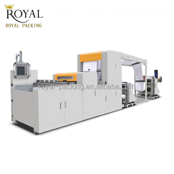 China paper cross cutting machine RYQJ-D