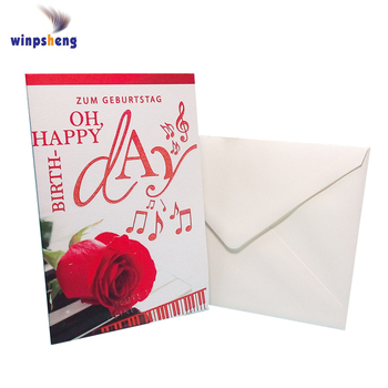 Bsci Fsc Handicraft Greeting Cards With Quilling Design Buy