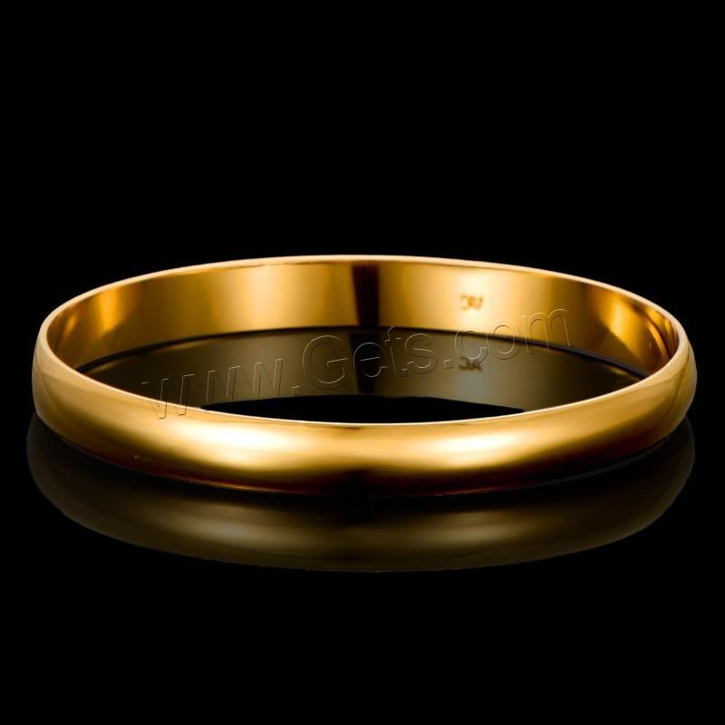 Custom Logo Fancy Gold Bangles Design With Price - Buy Gold ...