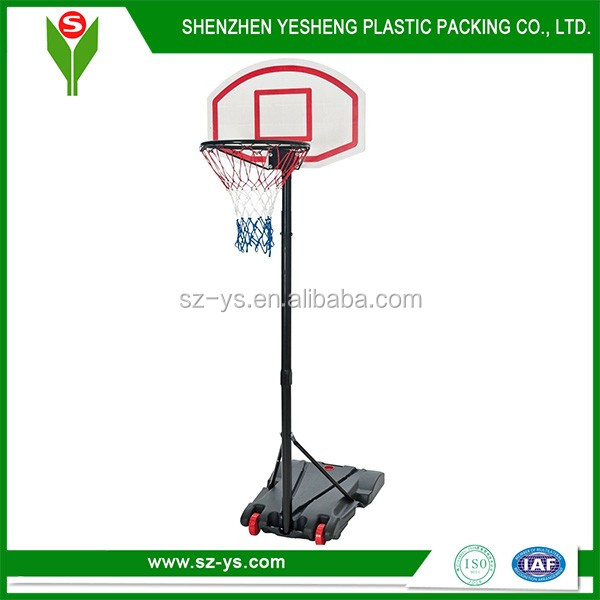 Portable Outdoor Basketball Stand Set Adjustable