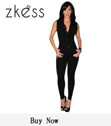 e9f487b911d 2019 Wholesale ZKESS Black Plus Long Sleeve Lace Romper Sexy Lacing ...