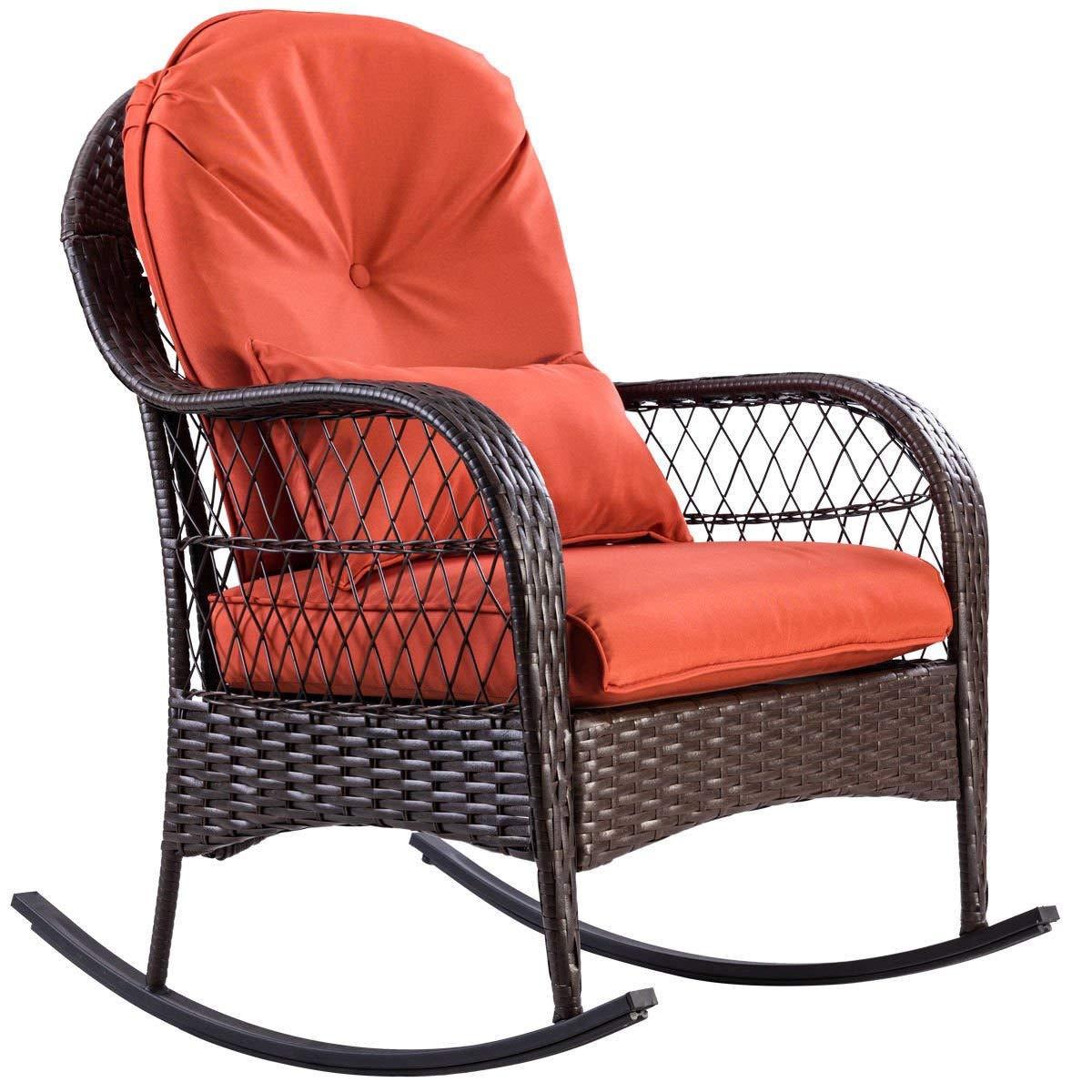 Superb Cheap Outdoor Rocking Chair Cushion Sets Find Outdoor Interior Design Ideas Pimpapslepicentreinfo