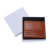 fashion style leather magic wallet with coin bag button closure elastic band leather wallet