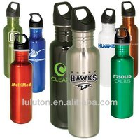 High-End Wide Mouth stainless steel children s water bottles bpa free