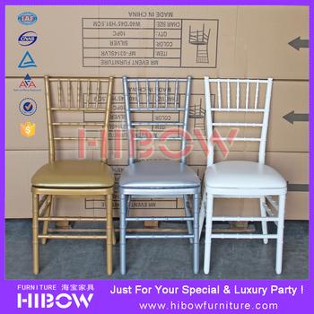 Wedding Chair Chiavari For Rent