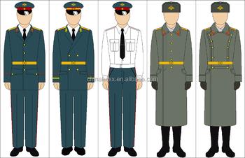 Uniform Military Formal Dress
