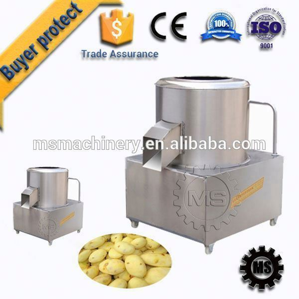 Portable fruit and vegetable cleaning machine production line