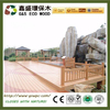 High quality bamboo plastic HOT SALES!!! eco-friendly solid wpc decking high quality anti-uv best choice wpc flooring