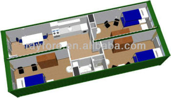 Container Als Wohnung 45 ft shipping container apartment from qingdao - buy container