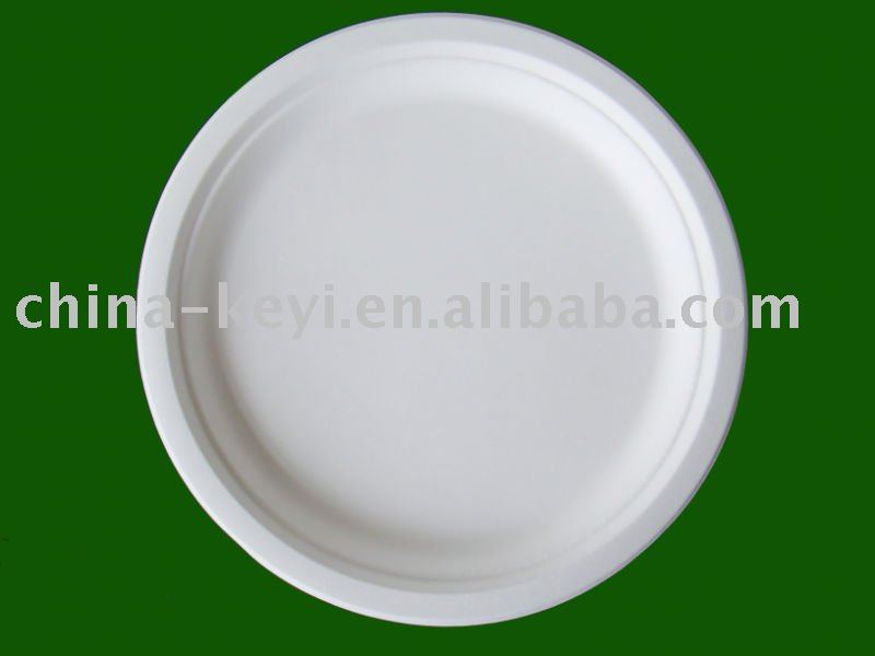 fast food disposable <strong>plate</strong> 9inch
