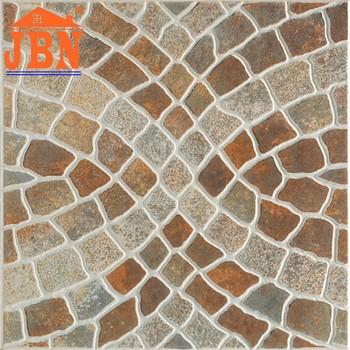 Stone Design Garden Floor Tiles 400x400 Anit Slip Glazed Ceramic