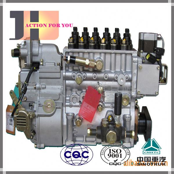 Hot sale sinotruk howo truck single cylinder <strong>diesel</strong> engine fuel injection pump VG1560080022
