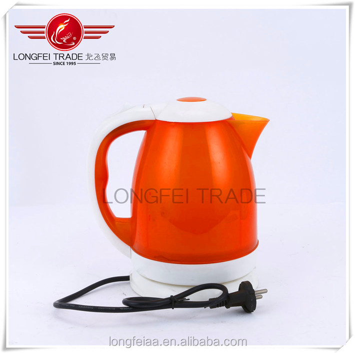 1.8L plastic fast heating electric kettle