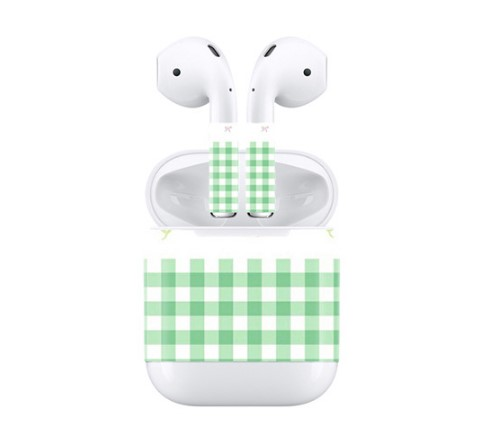 OEM welcome for airpods Wrap Skin