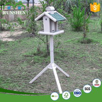 Outdoor wooden bird houses Bird cages for sale cheap