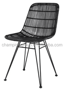 string design steel chair for outdoor WR-3630