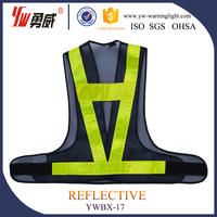 Running Reflecting Safety Vest
