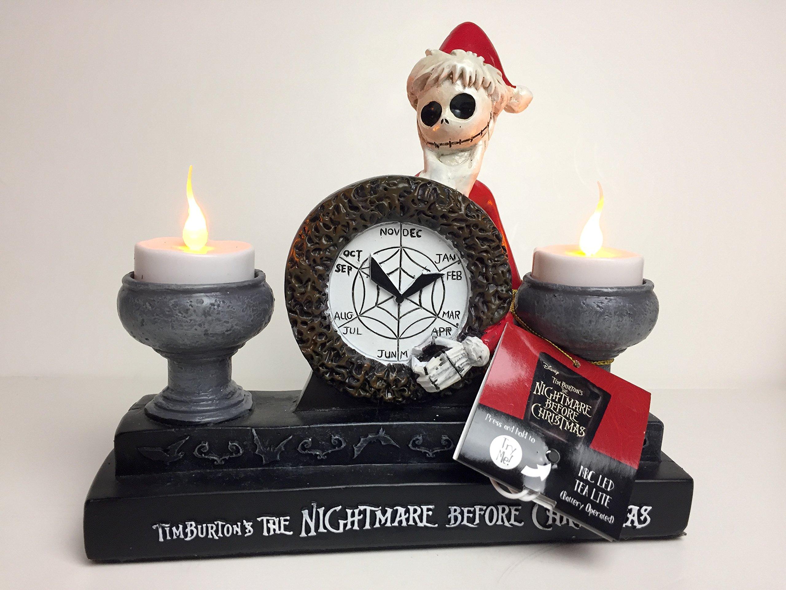 Buy Nightmare Before Christmas Jack Skellington Santa Custom Rough ...