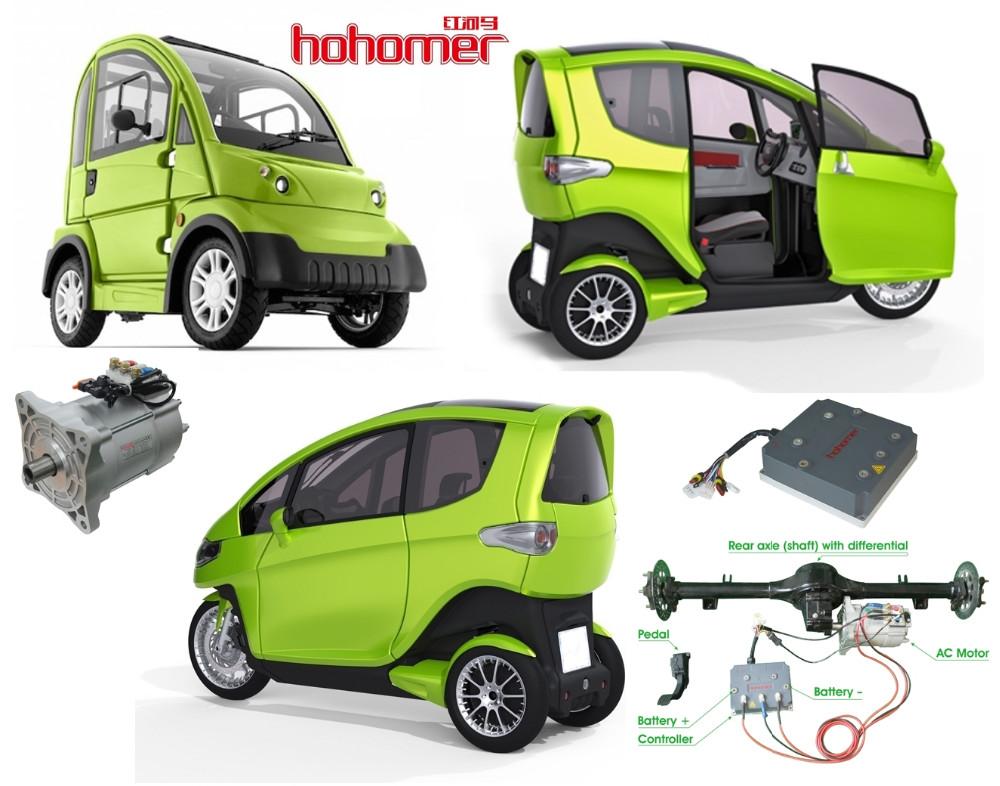 vector control ac motor controller 72v 600a electric vehicle rickshaw golf car urbun mini bus. Black Bedroom Furniture Sets. Home Design Ideas