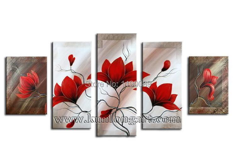 Cheap Flower Canvas Painting Ideas Find Flower Canvas Painting Ideas Deals On Line At Alibaba Com
