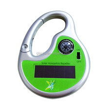 Hook portable solar mosquiro repeller mosquito killer with compass AGD-09