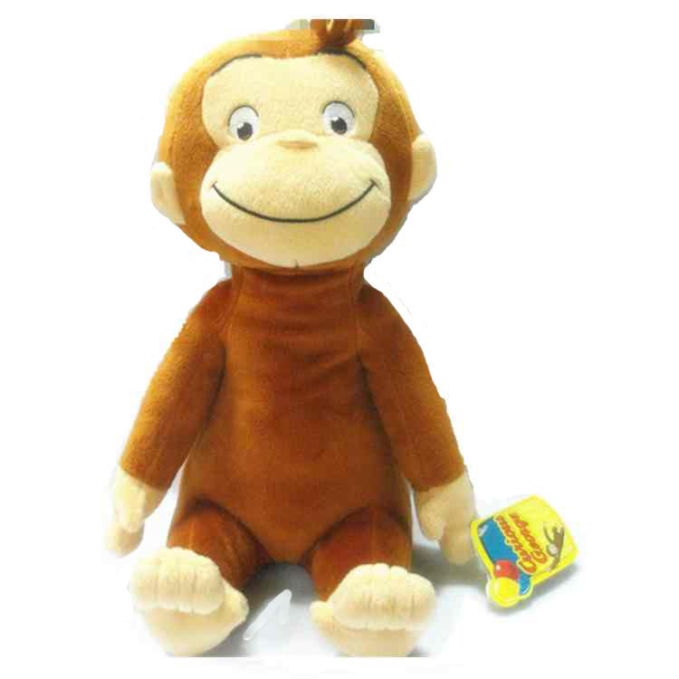 Curious George Stuffed Toys 105