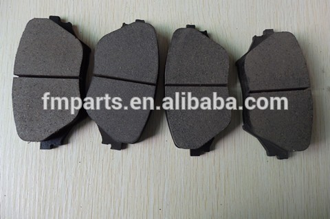 Auto parts 04465-42130 front brake pads for toyota rav4 2001 - 2005