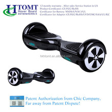 Wholesale factroy direct sale Samsung battery one year warranty 6.5 inch hoverboard two wheel hoverboard pattino elettrico