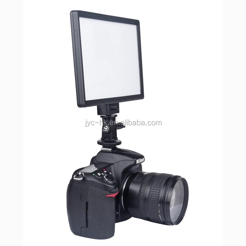 VILTROX L116T RA CRI95 Super Slim LED Light Panel 3300K-5600K LED Video Light
