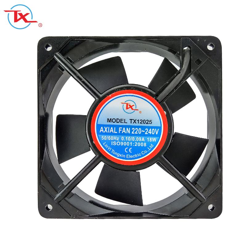 12025 Waterproof 220v Ac Industrial Ventilation Exhaust