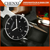 Hot! New Arrival Special Popular Fashion Quartz Leather Band Wrist Watch Man