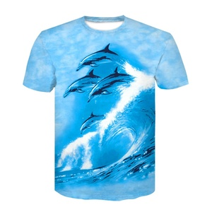 Men's Summer Men T-shirt 3d Print Beauty DTG Printer For T-shirt Boys T-shirt Boys 18 Tubes