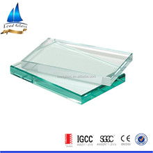 3mm 4mm 5mm 6mm 8mm 10mm 12mm 15mm thick ultra clear tempered glass