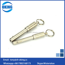 Safety Linch pull ball spring lock pin