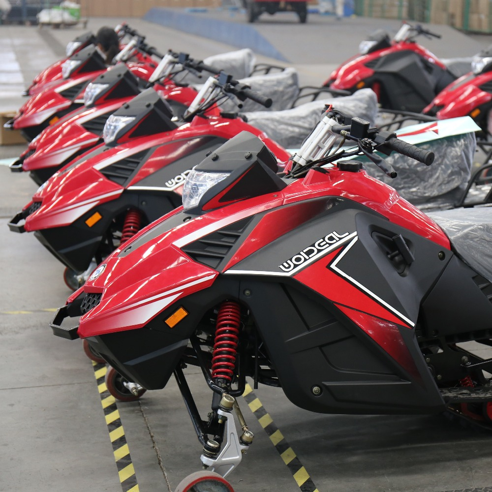 Atacado china snowmobiles neve snowmobile da motocicleta