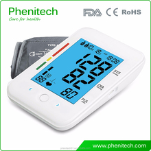 New design Digital Upper Arm Blood Pressure Monitor with LCD Display FDA CE Approval