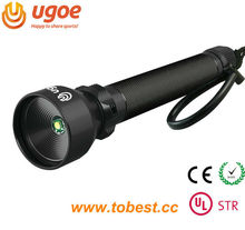 2013 UGOE 1000lm underwater photograph diving torch light