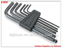 10pcs Mini Hex Allen Wrench