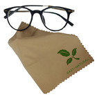 Plastic goggle Microfiber Glass And Polishing Cloth microfiber lens cleaning cloth