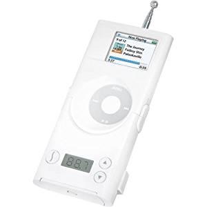 Sonnet Technologies FM Transmitter for iPod nano 2G (White)