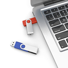 Swivel pen drive USB 2.0 3.0 custom logo 16GB 32Gb 64 GB usb stick,customized usb flashdrive for corporate gift